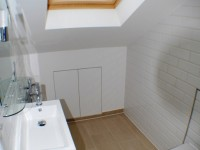 Loft conversion works