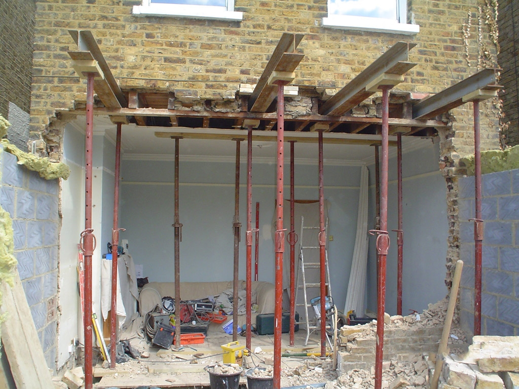 Home extension projects
